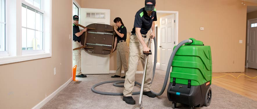 Wesley Chapel, FL residential restoration cleaning